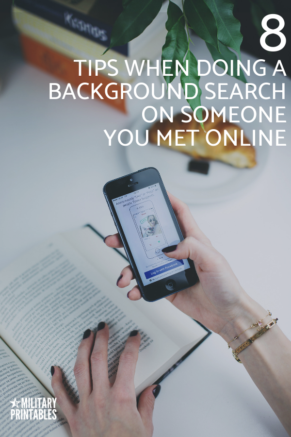 8 Things You Must Do When Doing a Background Search on
